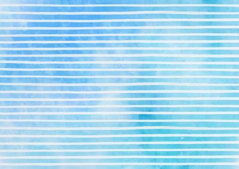 水彩ボーダーテクスチャの写真