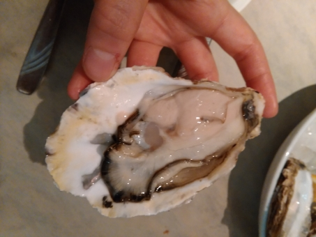 牡蠣 オイスター 焼牡蠣 セレブ 金持ち リタイア リタイヤ リッチ セミリタイア セミリタイヤ 和食 イタリアン フレンチ 海鮮 魚介 おいしい oyster 岩牡蠣 deshuitre celeb groume rich 殻つき 殻