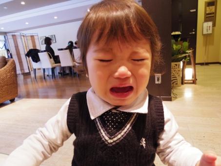 子ども 子供 こども 泣顔 泣き顔 泣く 泣 なく 涙 泪 泪目 涙目 あかちゃん 赤ちゃん ベビー baby 結婚式 結婚 ウエディング