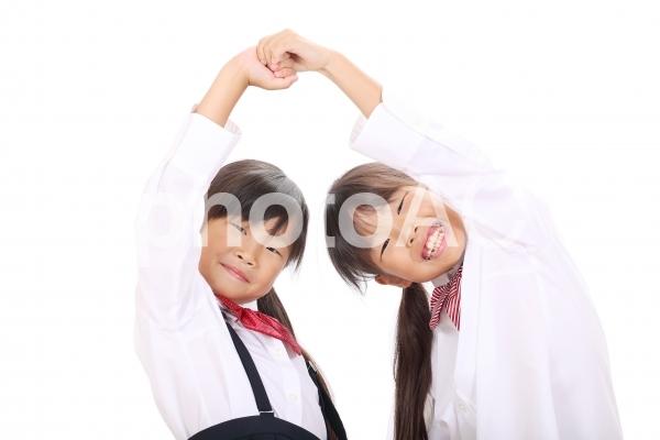 小学生の写真