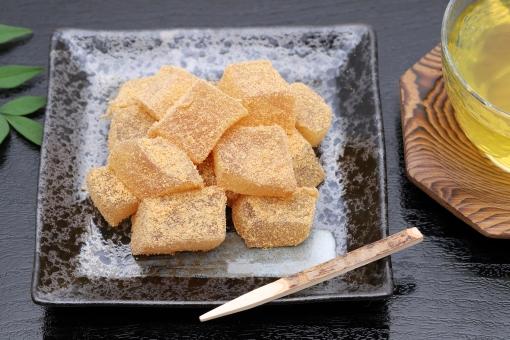 蕨餅の写真素材 写真素材なら 写真ac 無料 フリー ダウンロードok
