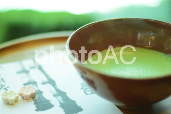 抹茶の写真