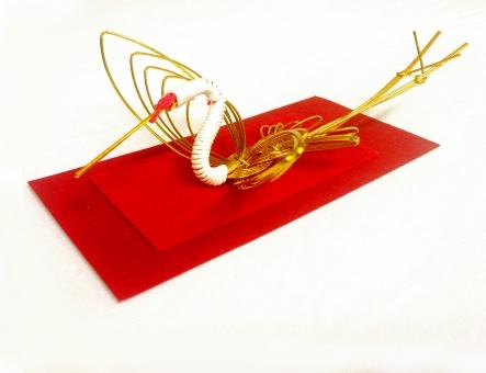 水引 水引細工 細工 鶴 赤 白 金 羽根 祝儀 帯紐 飾り 飾り紐 結納飾り 贈答 結婚祝い 正月 めでたい 迎春 日本 Japan 和 伝統 慶事 祝い 小物 雑貨 縁起物 寿 結納
