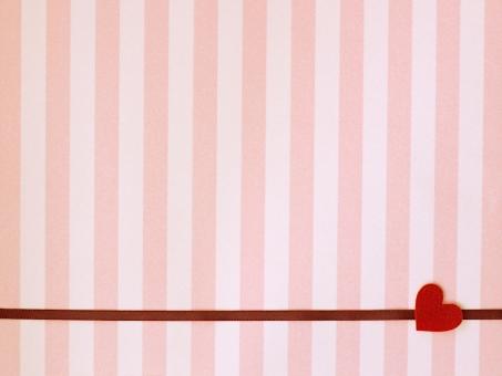 背景 テクスチャ ピンク ハート background バックグラウンド コピースペース テキストスペース バレンタイン バレンタインデー ストライプ ギフト プレゼント リボン かわいい ガーリー 愛 love