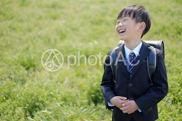 小学生の男の子45の写真