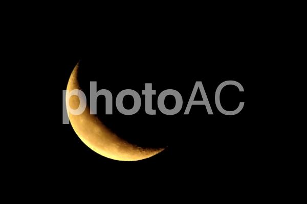 二十六夜月(月齢24.6)の写真