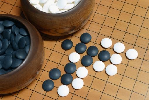 囲碁 碁 碁石 石 日本 和 娯楽 文化 日本文化 畳 和室 趣味 白 黒 ゲーム 対局