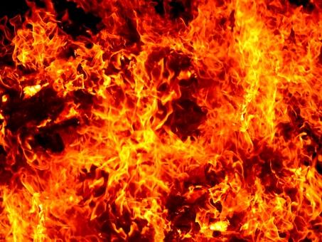 炎 0639R 高解像度の写真