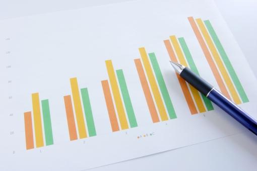 グラフ資料 ビジネス 仕事 会社 企業 営業マン 営業資料 提案資料 プレゼン資料 書類 データ 売上データ 利益 販売実績 商品 製品 サービス 経営状況 売上推移 棒グラフ グラフデータ 図形 エクセルデータ 見える化 視える化 客観的 数値 数字 会議資料 ミーティング 商談 打ち合わせ 提案書類 素材 背景 背景素材 イメージ ウェブ素材 ホームページ素材 歴史 実績 成長 マーティング 企画立案 参考資料 検証データ 分析資料 事業計画 事業所 店舗データ 月別データ