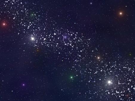 空 コピースペース 背景 カラフル 7月 バックグラウンド 夜 背景素材 夜空 星 キラキラ 宇宙 七夕 CG きらめき 天空 合成 星空 天の川 星座 7月7日 背景画像 銀河 背景イメージ バックイメージ タイトルバック