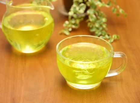 冷茶 茶 氷 お茶 日本茶 グラス 日本 夏 冷たい 雰囲気 お茶のイメージ 和風 飲み物 植物 アイスグリーンティー カテキン 健康 緑 グリーン