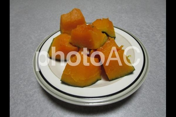 かぼちゃの煮物の写真