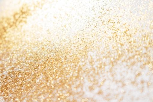 ゴールドのラメ12の写真