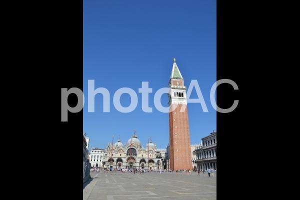 ヴェネチア サン・マルコ広場の写真