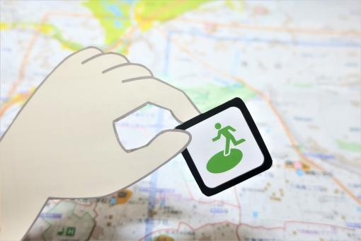 ハザードマップの写真素材|写真素材なら「写真AC」無料(フリー ...