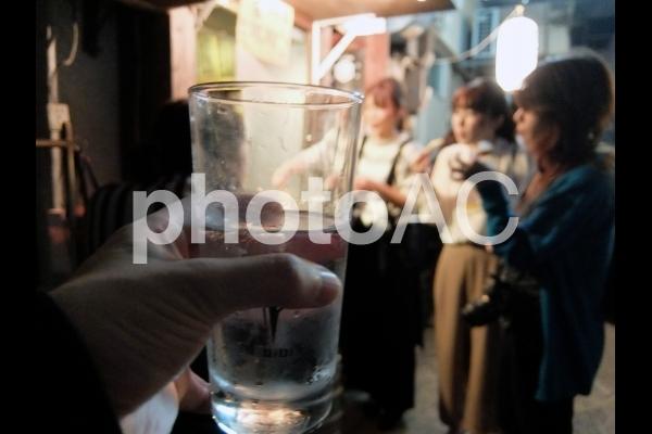 立ち飲み屋 02の写真