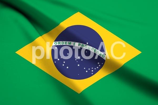 国旗【ブラジル】の写真