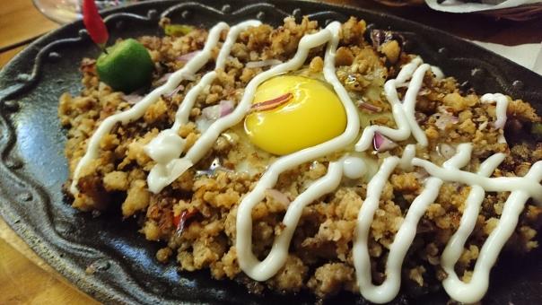 フィリピン留学の評判:食事の写真