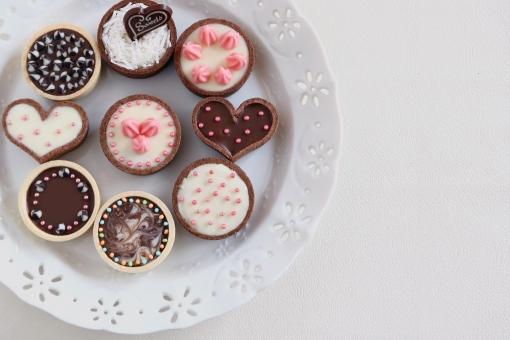 お菓子 スイーツ バレンタイン ハート 2月14日 ハンドメイド 手作り ギフト プレゼント 贈り物 チョコレート