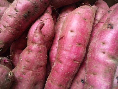 さつまいも サツマイモ 紅はるか 鹿児島 レシピ 秋 料理 スイートポテト スイーツ 食欲 食べる 甘い 美容 健康