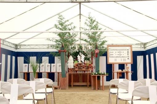 家づくりの神事 地鎮祭と上棟式