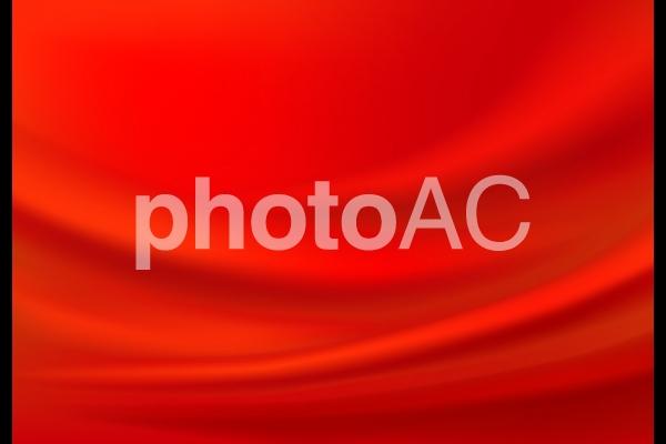 赤のウェーブグラデーション背景素材テクスチャの写真
