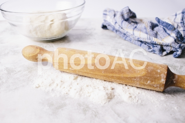 パン作り078の写真