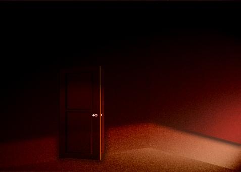 ドア 暗い 不安 恐怖 ホラー オカルト 怖い 怪談 扉 ミステリー 孤独 寂しい room door 夏 納涼 夜中 深夜 夜 不気味 未解決 mystery 恐い 闇 ダーク 暗闇 dark 背景 バック background