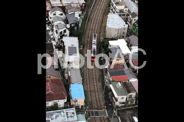 世田谷線の写真