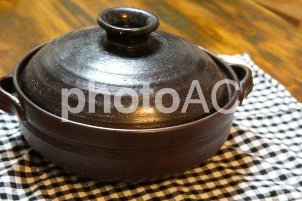 土鍋の写真