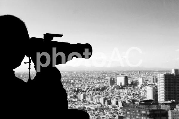 風景写真家 カメラマン2の写真