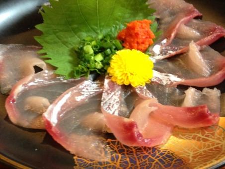 鯉の洗い 刺身 鯉の洗い刺身 鯉料理 鯉