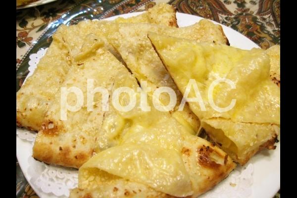 チーズナンの写真