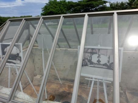 サイパン テニアン 戦地 戦場 戦跡 太平洋戦争 歴史 原爆搭載地 原爆