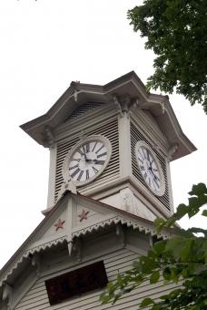 時計台 札幌 北海道 時計 札幌時計台