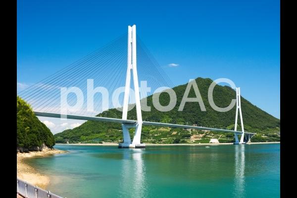 多々羅大橋の写真