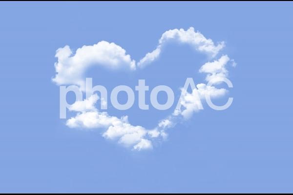 ハートの写真