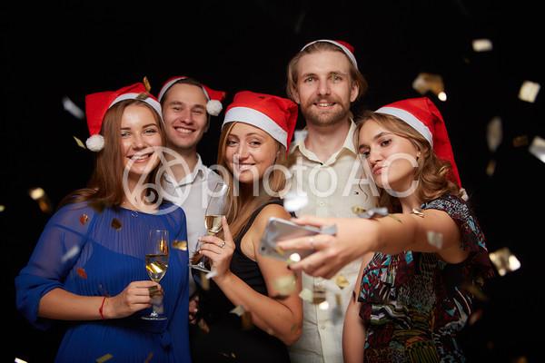 クリスマスパーティー5の写真