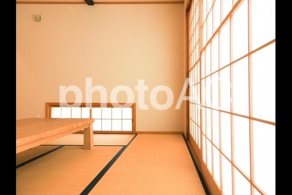 和室 畳 たたみ タタミ 障子の写真
