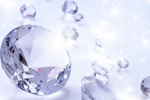 きらきら 輝き 光 キラリ ダイヤモンド クリスタル ガラス 透明 透明感 白 粒子 宝石 反射