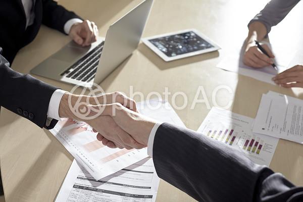 外国人ビジネスマン525の写真