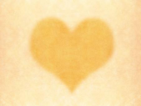 枠 フレーム 余白 空間 テキストスペース コピースペース ナチュラル 飾り枠 額 背景 背景素材 バックグラウンド メッセージゾーン 枠飾り 囲み テンプレート 茶色 焦げ 焼け アンティーク デザイン テクスチャ 質感 ハート  日焼け 跡 茶色 恋 バレンタイン ラブ