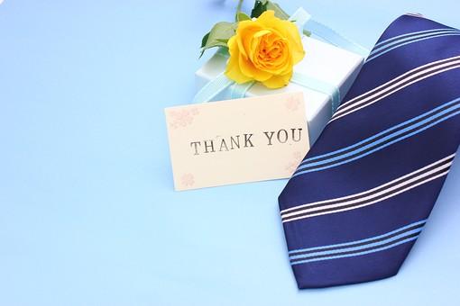 父の日 イベント プレゼント ギフト 行事  花 フラワー 生花 バラ ばら 薔薇 明るい さわやか 爽やか  花束 黄色 青色 水色 6月 六月 感謝 贈る 青バック リボン ありがとう THANK YOU thank you カード メッセージ メッセージカード ネクタイ