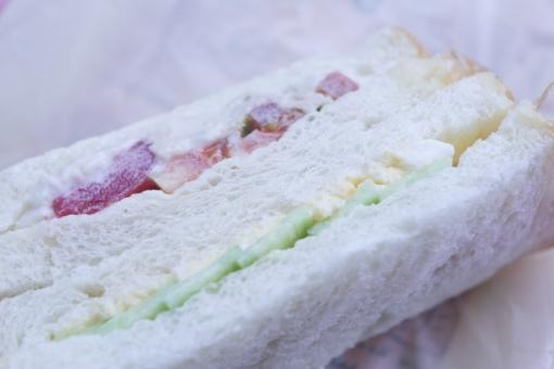 サンドイッチ2の写真