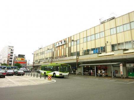 大宮 さいたま 埼玉 16 ショッピング 買い物 繁華街 通り 歩道 バス タクシー 電車 新幹線 列車 大宮駅