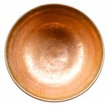 銅鍋 和菓子用 切り抜きパスの写真