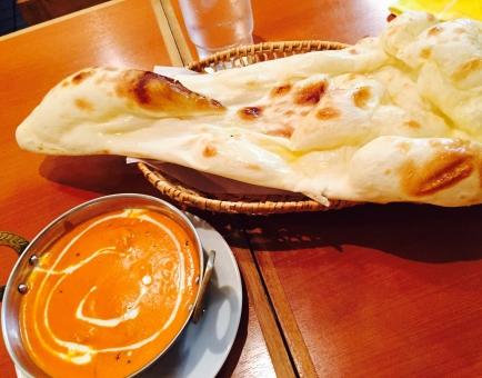 カレー ナン 本場 バターチキンカレー バナー チキン 美味しい 旨い food