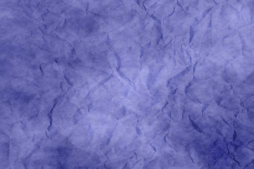 和紙 色紙 台紙 紙 ちぢれ ゴワゴワ 凸凹 テクスチャー 背景 背景画像 くしゃくしゃ ファイバー 繊維 しわ 青 紫 青紫 群青 濃紺 ブルー パープル ウルトラマリン