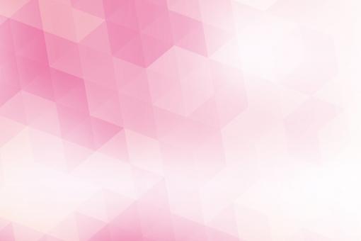 ファンタジー わくわく 背景 夢 さくら 桜 ピンク テクスチャ 春 抽象的 光 空 フレーム 白 キラキラ テクノロジー 幾何学 パソコン コンピュータ グラフィック デジタル 黄色 桃色 春色 暖かい あたたかい 柔らかい ビジネス 三角形 六角形