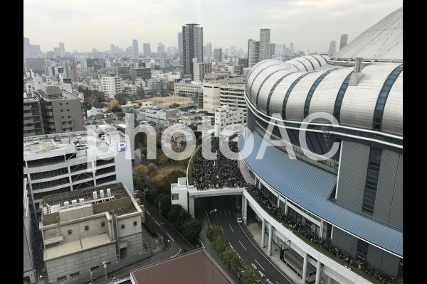 大阪ドームの写真